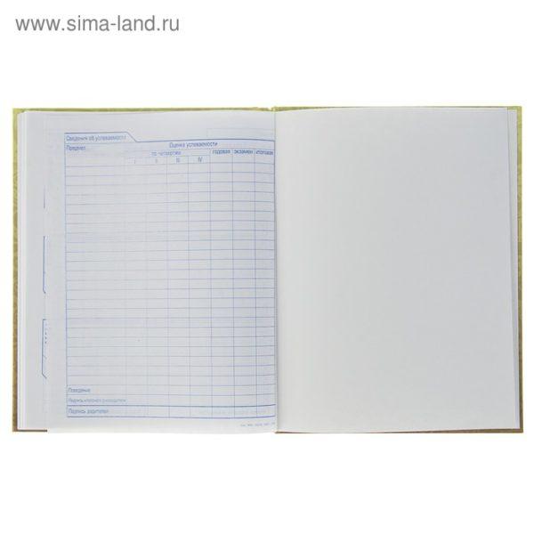 """Дневник твёрдая обложка, для 1-11 класса """"Кот Басик"""", цветной блок, 40 листов"""