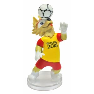FIFA-2018, Фигурка Zabivaka International 6 см