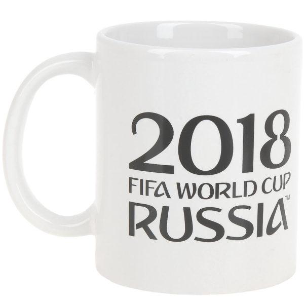 Кружка керамическая 330 мл «ЧМ 2018»