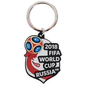 "Брелок 2018 FIFA World Cup Russia™ ""Летящий мяч"""