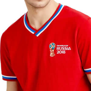 Футболка FIFA World Cup 2018 красная