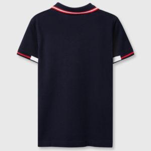 Поло с вышивкой FIFA для мальчиков
