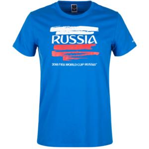 Футболка мужская 2018 FIFA World Cup Russia™ синяя