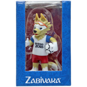 Фигурка Zabivaka FIFA 2018, 9см, Standart, в подарочной коробке